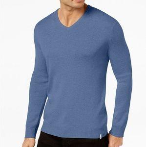 Men's Old Navy Blue Cotton Sweater
